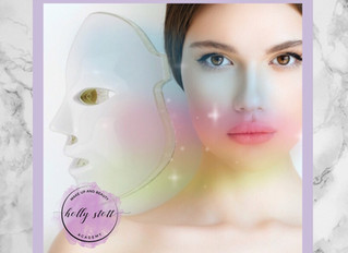 What is an LED Light Facial