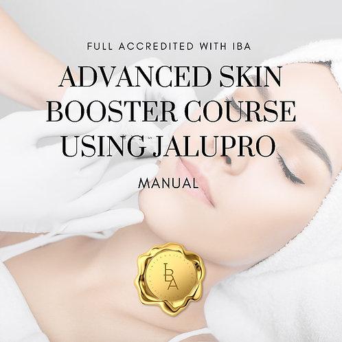 Skin Booster Jalupro Course Manual