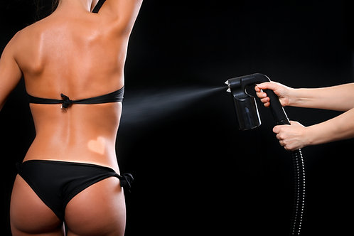 Spray Tanning Course Manual