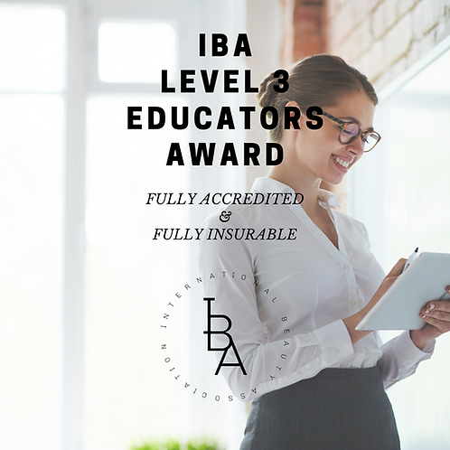 Level 3 Educators Award Diploma
