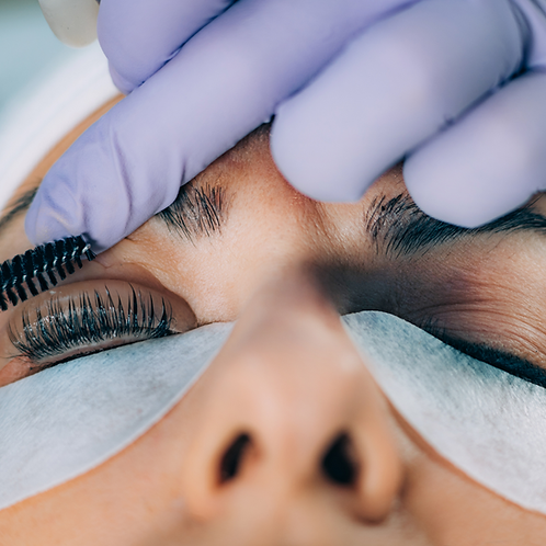 Lash Lift & Tint ONLINE Course with FREE Brow Lamination