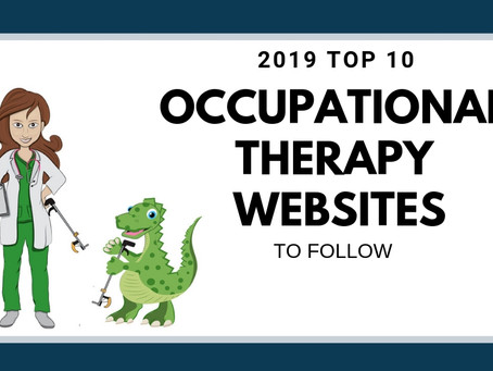 2019 Top 10 Occupational Therapy Websites to Follow
