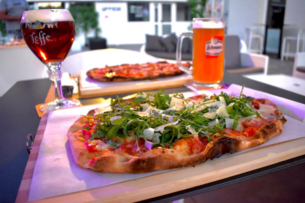 La nostra pizza alla pala!