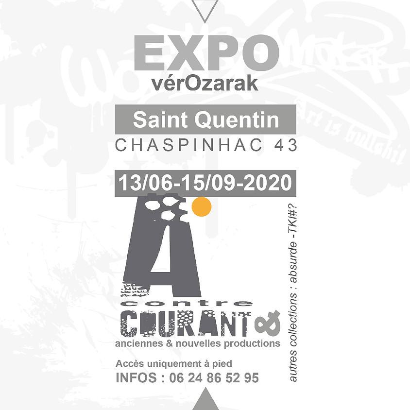 """Expo peinture """"A contre courant"""""""