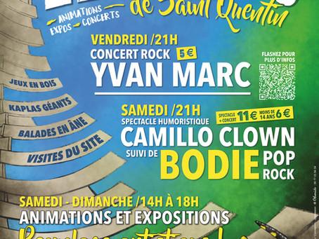Lez'Arts de Saint Quentin 2019