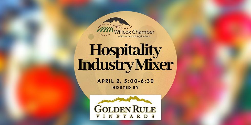 Hospitality Industry Mixer