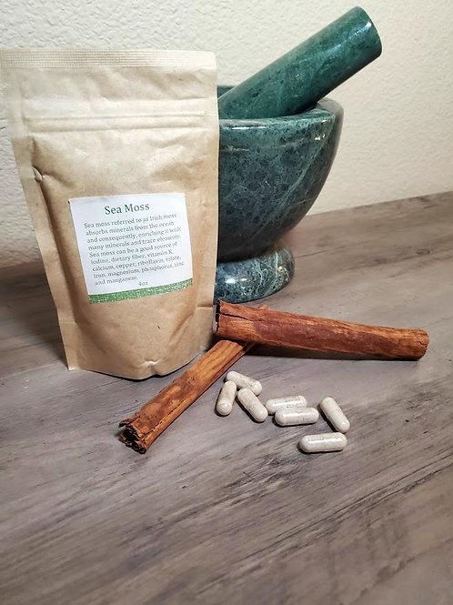 Sea Moss - 4 oz Powder