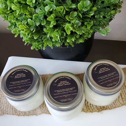 GODDESS Body Butters - Various Scents