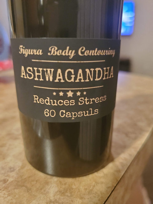 Ashwagandha - 60 Capsules