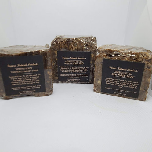 African Black Soap Blends