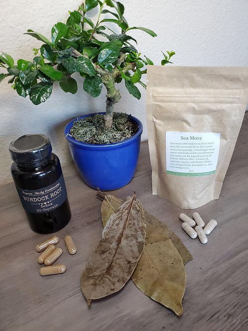 Soursop Tea Leaves - 2 oz