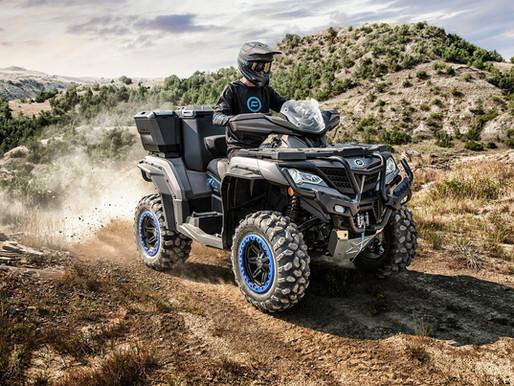 Nova CFMOTO CForce 1000 Overland com foco na aventura