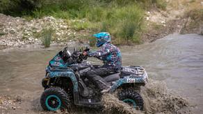 CFMOTO domina Rally Albania