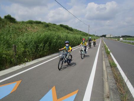 2021/6/13 サイクリング