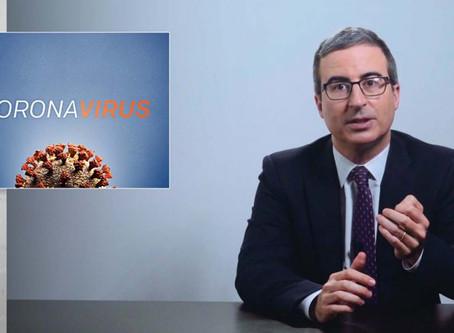 John Oliver's Take on Coronavirus Testing