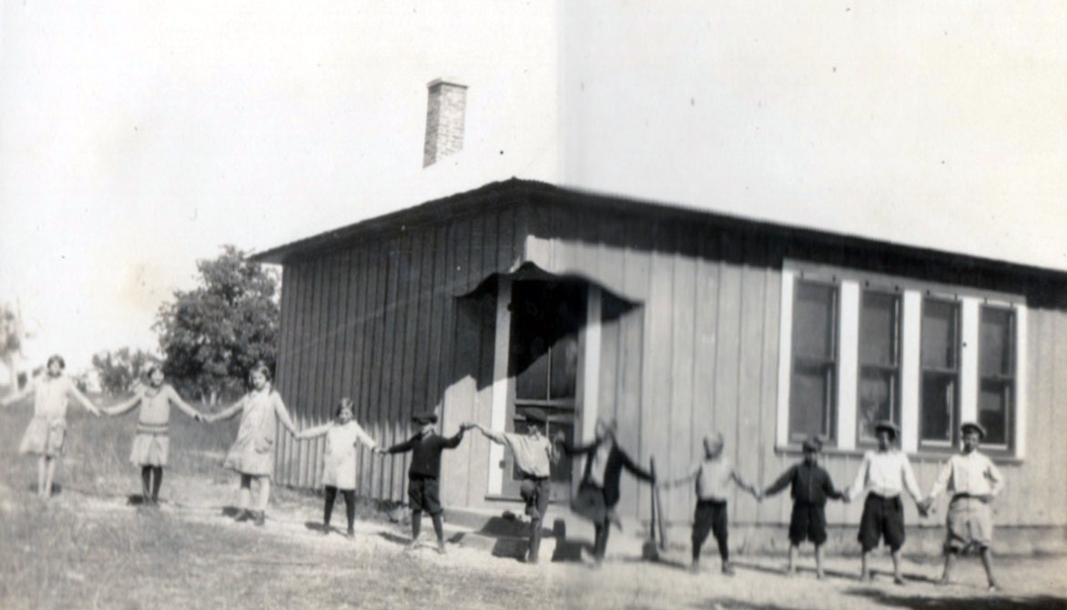 White Oak School Children 1920's