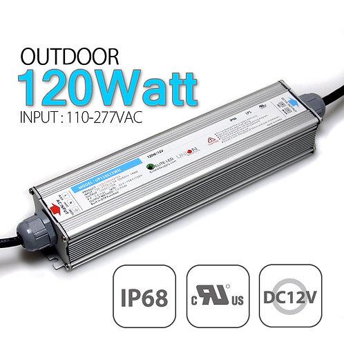 Union Elecom 12VDC 120Watt LED Power Supply