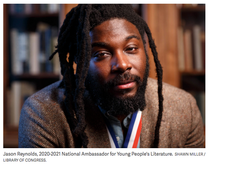 """Kojo For Kids: Jason Reynolds Talks About Racism And The Protests"