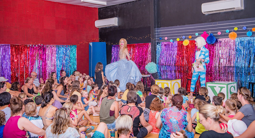 2021 Broome Pride Drag Story Time
