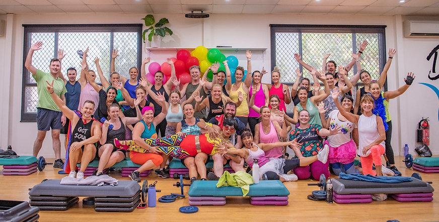2021 Broome Pride Body Pump
