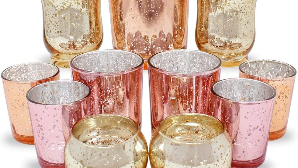 Votive Candle Holders(11 pc. Variety)