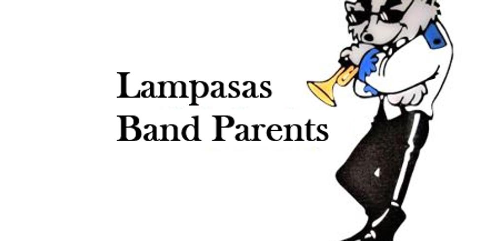 Band Parent Meeting & Freshman Familiarization