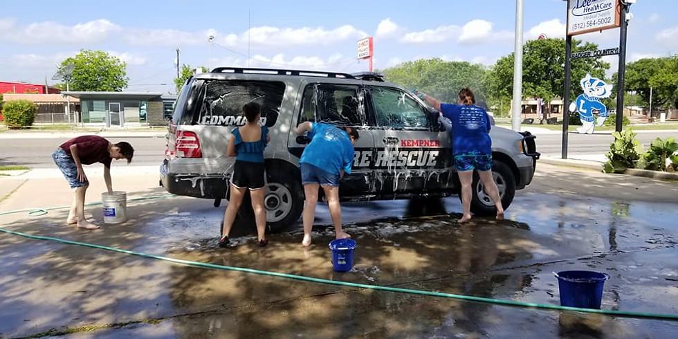 Badger Band Car Wash 2021