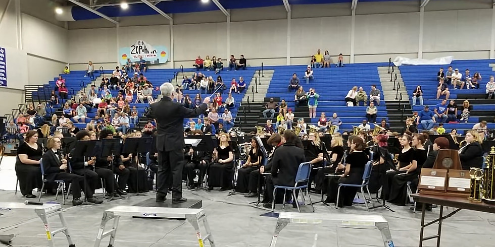 LISD Combined Bands Spring Concert