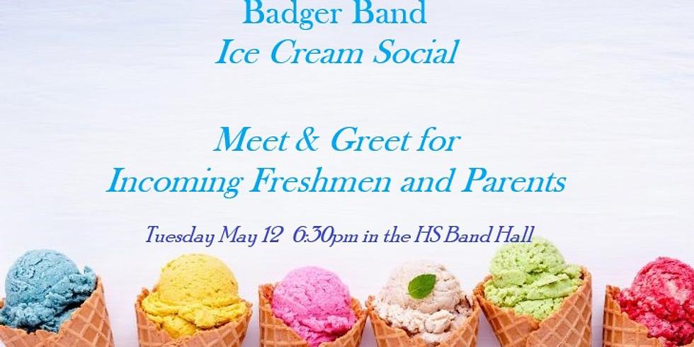 Ice Cream Social/Meet & Greet