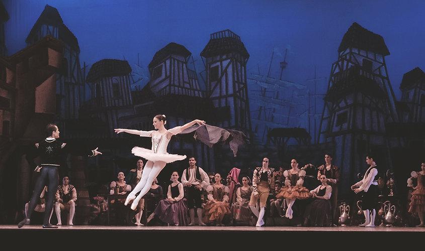 Ballet Clássico Mostrar