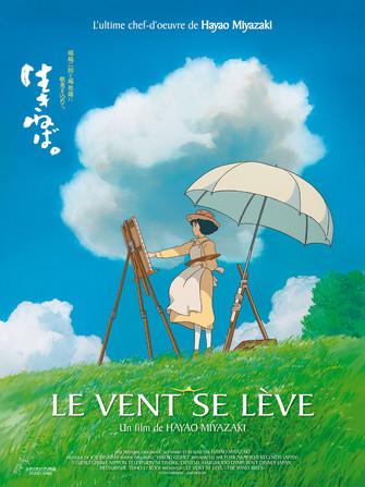 Le vent se lève, Hayao Miyazaki (2013)