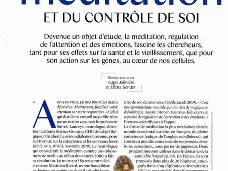 L'Europe finance la recherche pour évaluer les effets de la méditation sur le vieillissement.