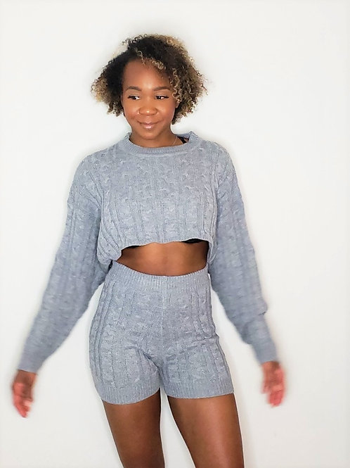 Come get it Knit Set