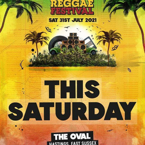 A DAY IN THE REGGAE in HASTING