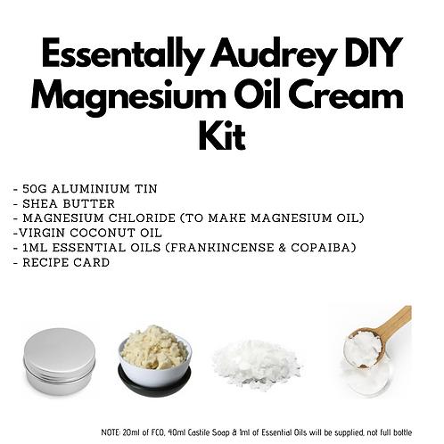 DIY Magnesium Oil Cream Kit
