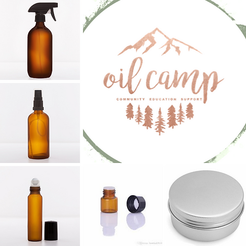 Oil Camp Packs
