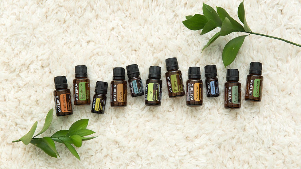 essential oil 1:1 catch up
