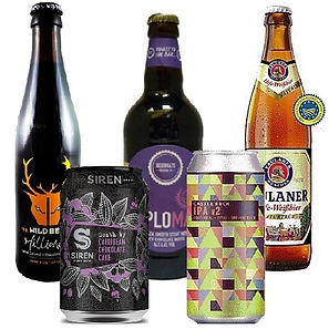 Craft Ales and beers