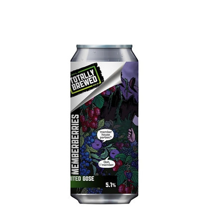 Totally Brewed - Memberberries