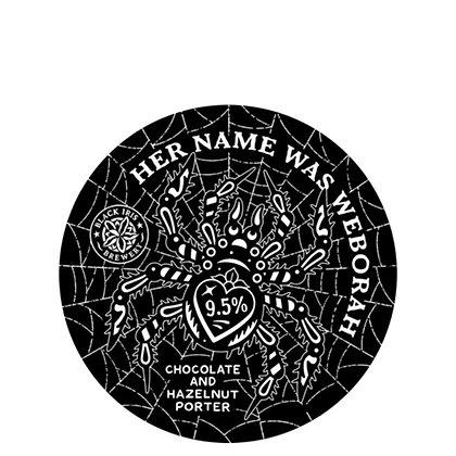 Black Iris - Her Name Was Weborah