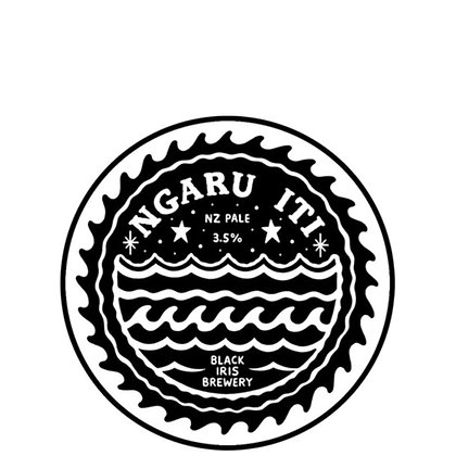 Black Iris - Ngaru Iti