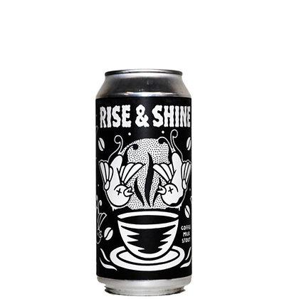 Black Iris - Rise & Shine