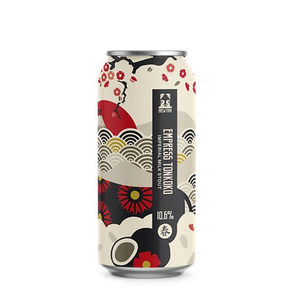Brew York - Empress Tonkoko