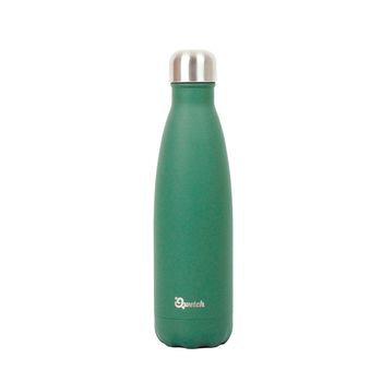 Stainless Steel Insulated Water Bottle by Qwetch