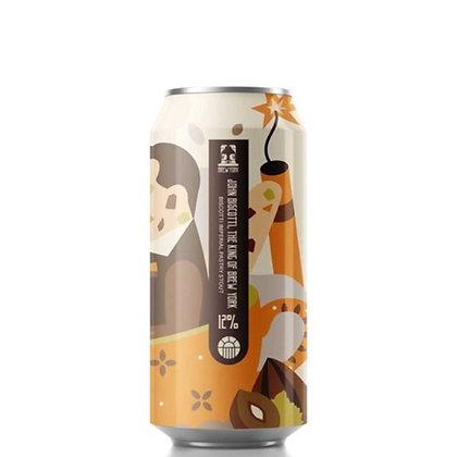 Brew York - John Biscotti