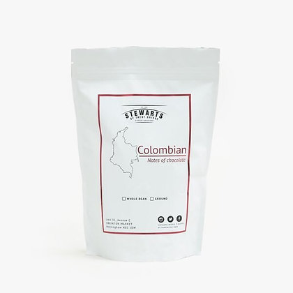 Stewarts Columbian Single Origin Coffee -Ground