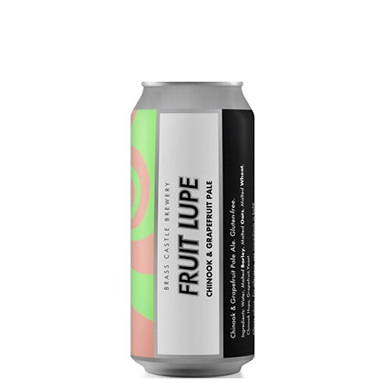 Brass Castle - Fruit Lupe Chinook & Grapefruit