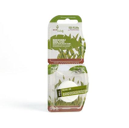 Eco Floss- Plant Based Vegan Dental Floss - singe
