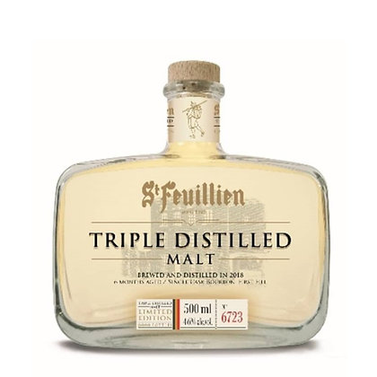 St Feuillien Single Malt