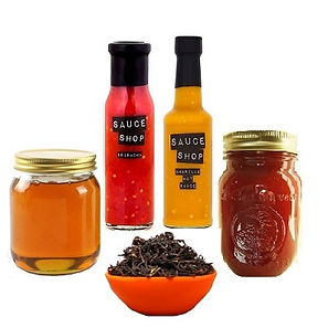 Gourmet Food Sauces Conserves Tea Coffee